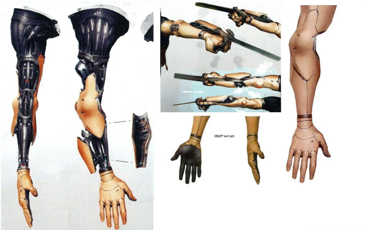 Would You Voluntarily Replace Your Limbs With Biomechanical